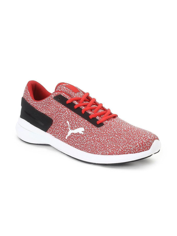 Pacer El Idp Red Sneakers-9 UK