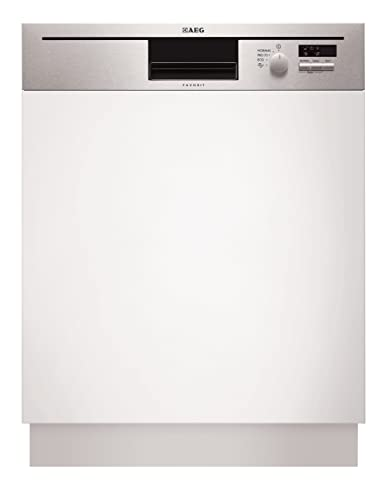 AEG F50012IM0 - Lavavajillas (A +, 1.01 kWh, 12.4 L, 596 mm ...