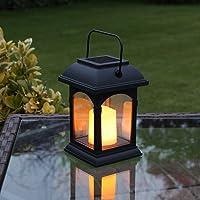 Festive Lights - Farol solar para vela
