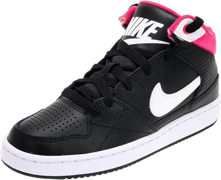 Mid Montantes Chaussures K1c3jtlf Nike Noir Gs Mi Taille Priority n0vNm8wO