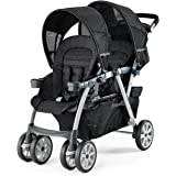 Chicco Cortina Together Double Stroller, Ombra