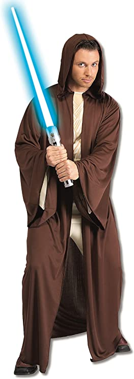 Disfraz Oficial de Jedi de Star Wars para Adultos de la Marca ...