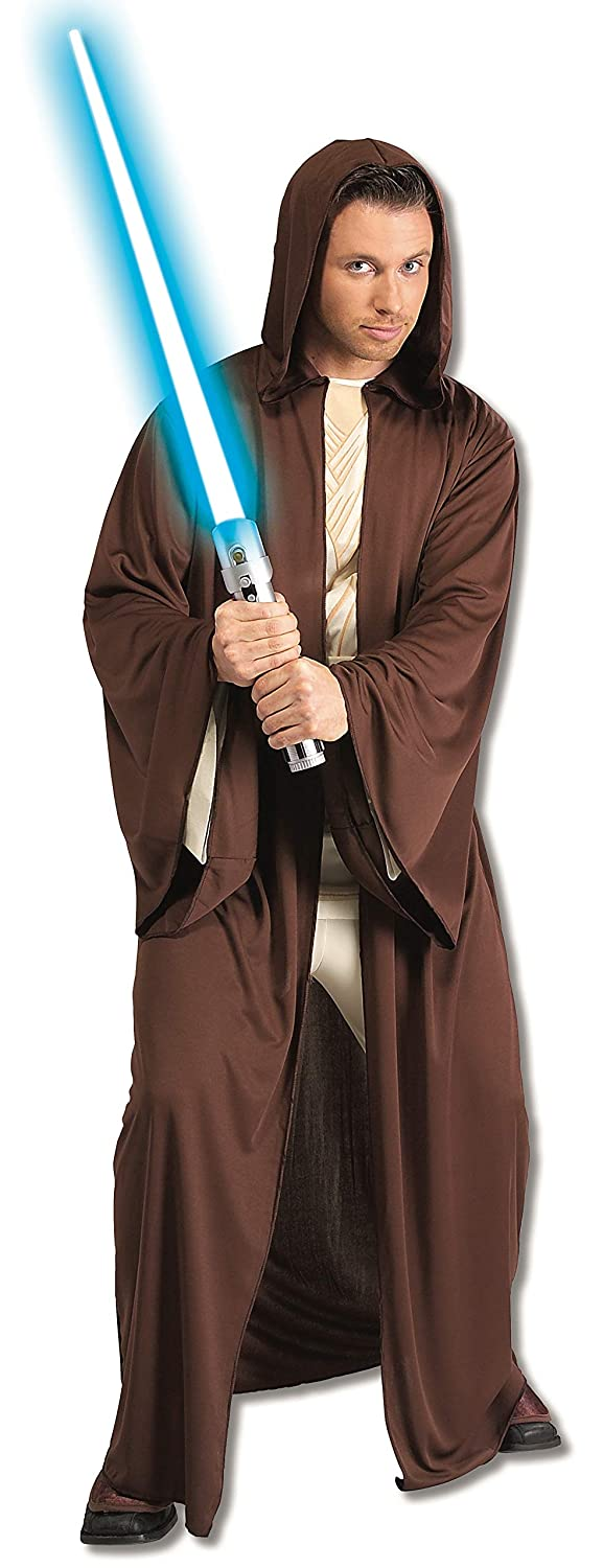 Jedi Super Deluxe Hooded Robe 888741 (japan import): Amazon ...