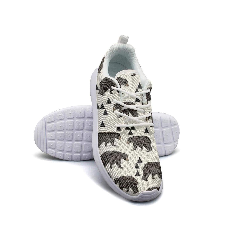 Pink bear baby decor Fashion Sneakers Women for Women customize Quick-Drying Running Shoes