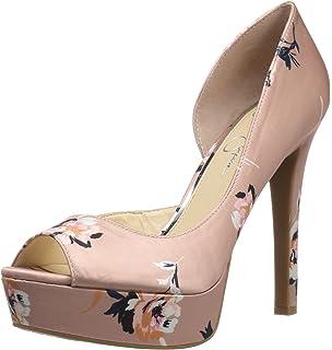 4485b504995 Amazon.com  Jessica Simpson Women s Willey Heeled Sandal  Shoes