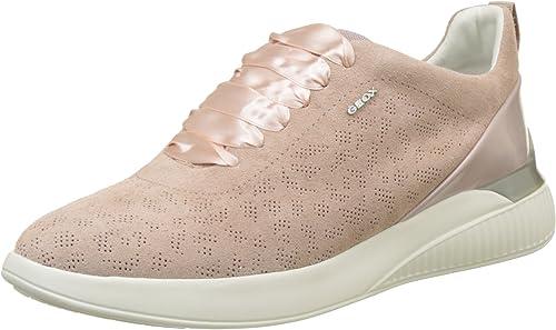 Reunión cine cálmese  Amazon.com   Geox Women's Low-Top Sneakers   Fashion Sneakers