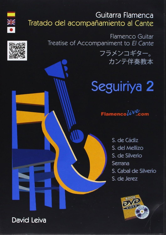 Guitarra Flamenca: Seguiriyas 2 : David Leiva: Amazon.es: Música