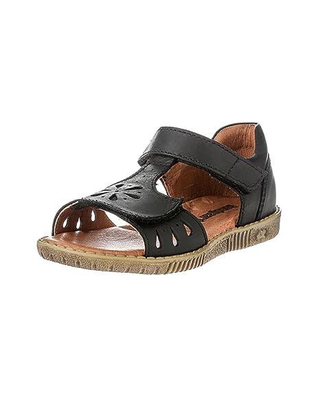 7bb3c4014f0b Bundgaard Kids Manillo Sandal Black  Amazon.co.uk  Shoes   Bags