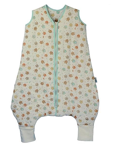 Amazon.com: Slumbersafe Sleeping Bag with Feet 2.5 Tog Simply Owl 24-36 Months: Baby