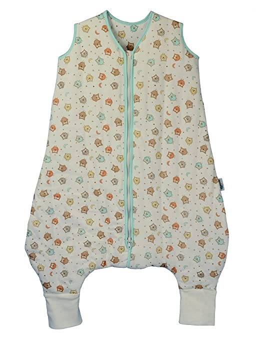 Amazon.com: Slumbersafe Sleeping Bag With Feet 2.5 Tog Simply Owl 3-4 years: Baby