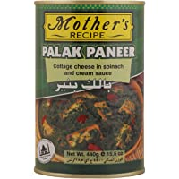 Mother Recipe Palak Paneer, 440 gm