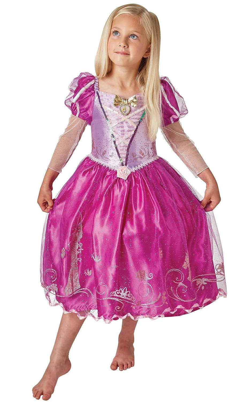 Disney – i-620627l – Disfraz de Rapunzel Ballgown – Talla: Amazon ...