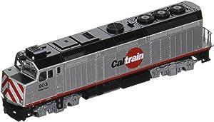 Kato USA Model Train Products EMD F40PH #903 Caltrain N Scale Train