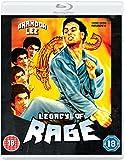 Legacy Of Rage (2 Blu-Ray) [Edizione: Regno Unito]