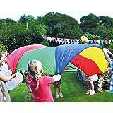 Brookite - Paracadute da gioco, ø 2,40 m