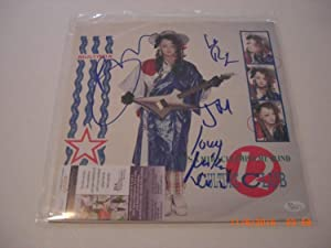 Boy George Autographed Signed Culture Club 4 Autos Its A Miracle JSA/Holo Lp Record Album