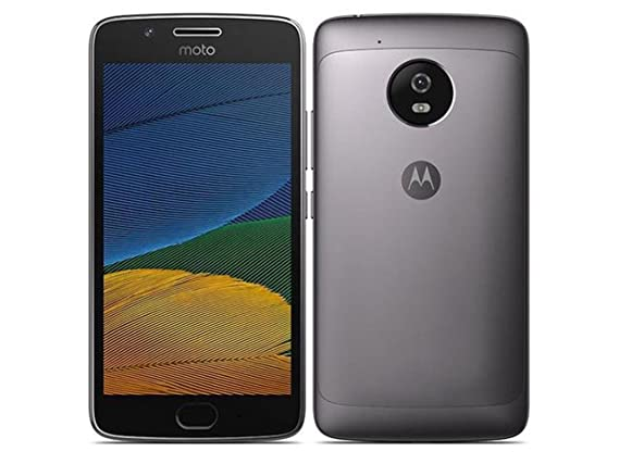 Amazon Moto G 5th Gen G5 4g Lte Dual Sim Xt1671 32gb Finger