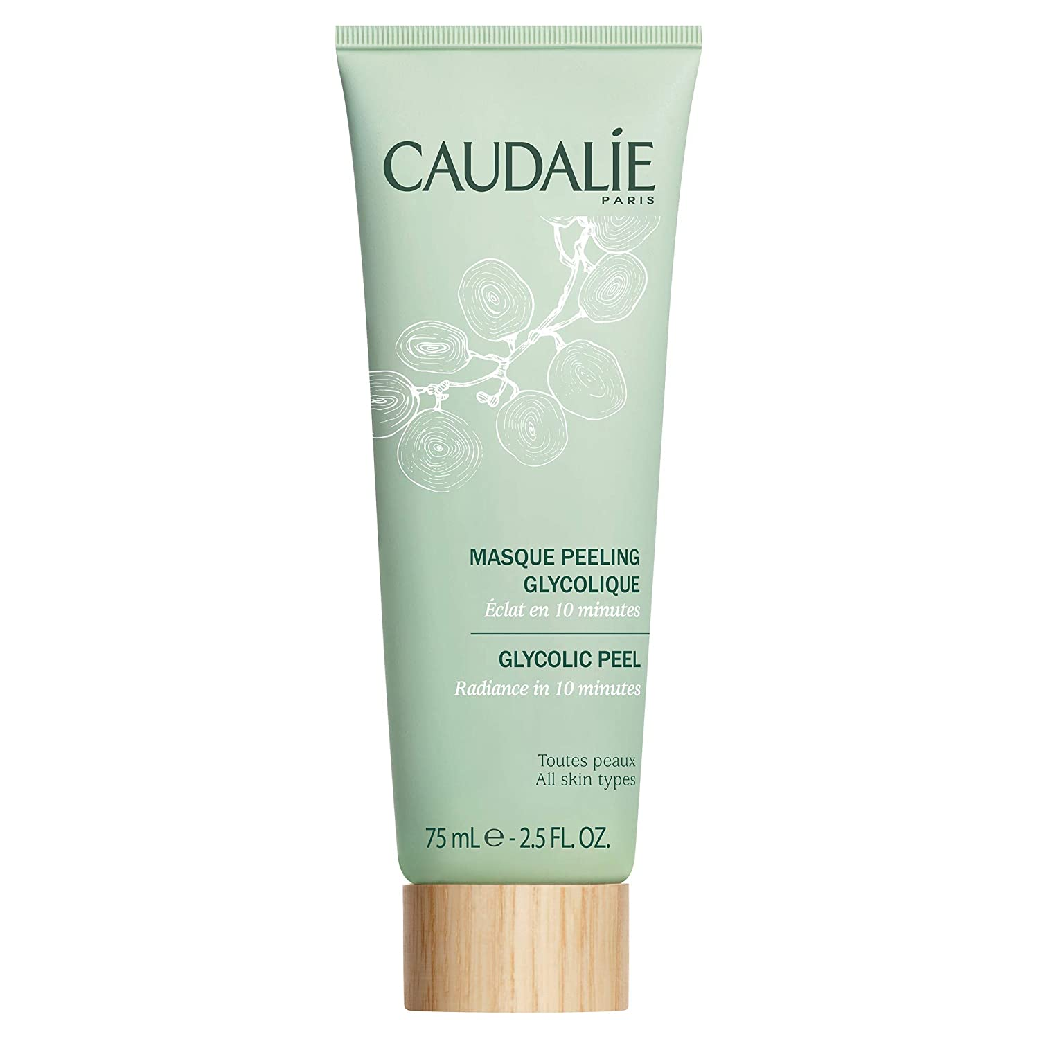 Brightening Glycolic Peel Mask by Caudalie