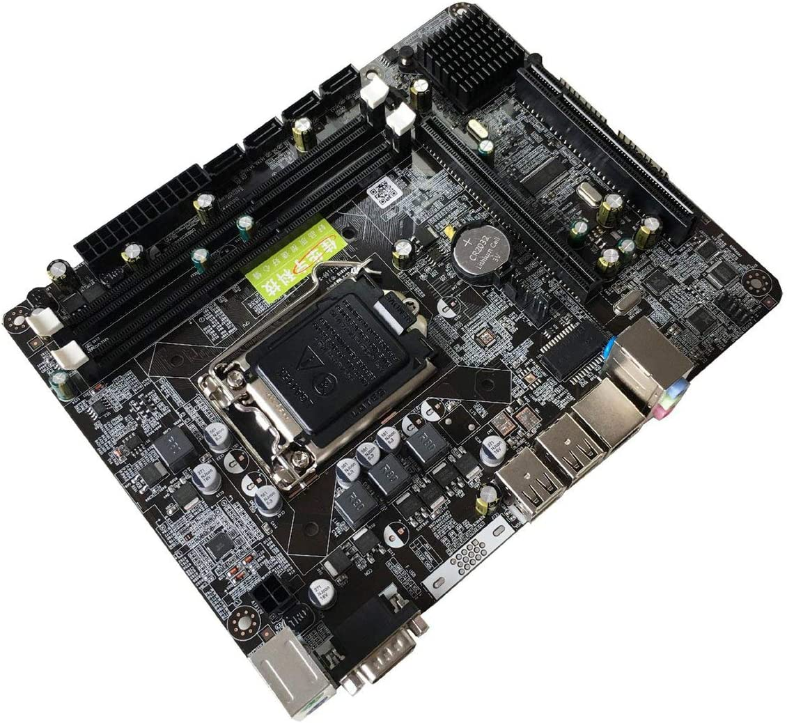 6 Channel Mainboard P55-A-1156 Motherboard High Performance Desktop Computer Mainboard CPU Interface LGA 1156