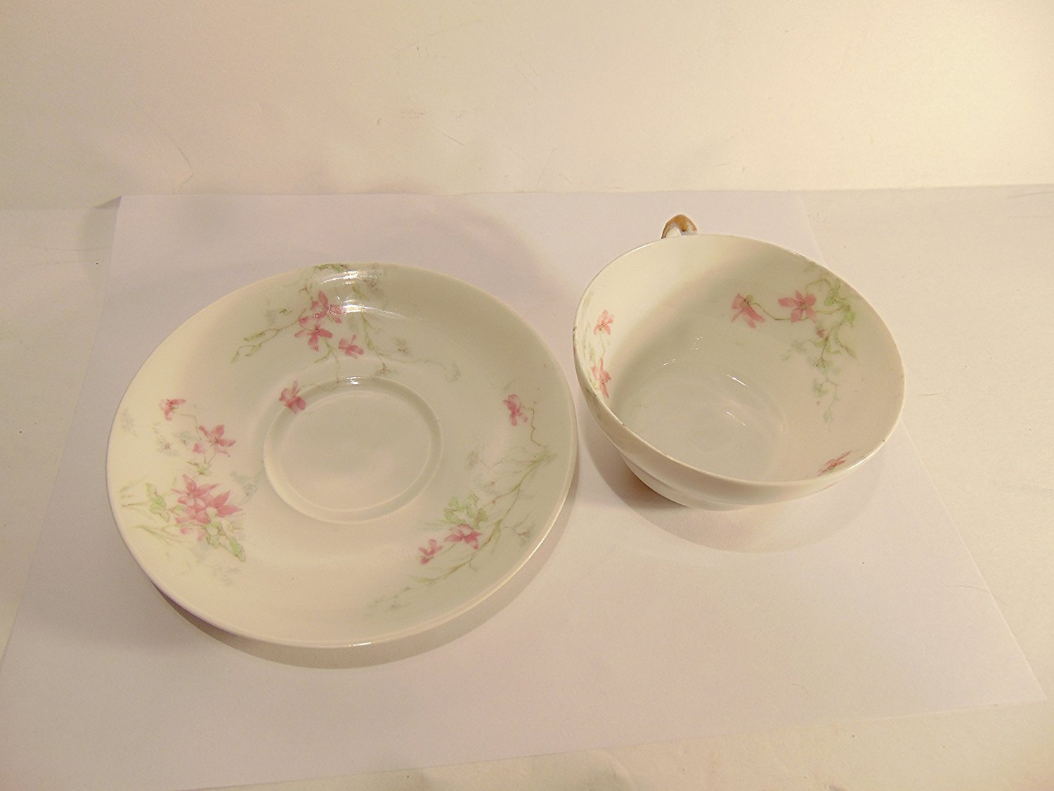 Limoges China Patterns Gold Trim Interesting Decorating Design