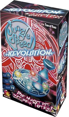 Asmodée 001195 Jungle Speed Revolution - Juego de Mesa (Contenido en alemán): Amazon.es: Juguetes y juegos