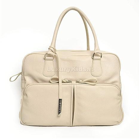 LOREDANA 6921B - Bolso de piel para bebé, color beige TG ...