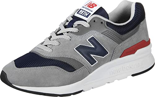 ff5f5a1203043 New Balance Men's 997H Trainers, Grey (Team Away Grey), 6.5 UK (
