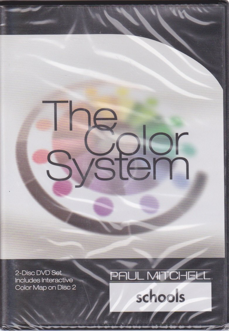 The Color System [11 DVD Set]: Paul Mitchell: Amazon.com: Books