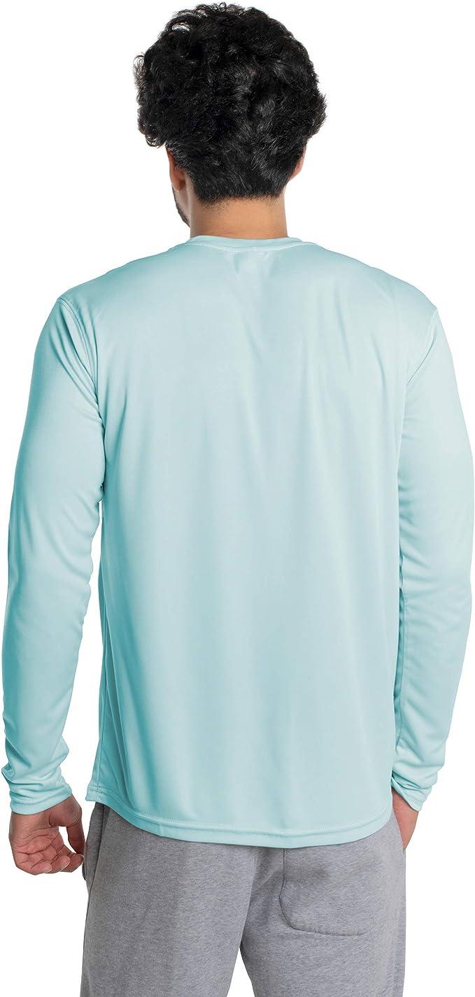Vapor Apparel Camiseta de Manga Corta con protecci/ón Solar contra Rayos UV para Hombre Factor 50+