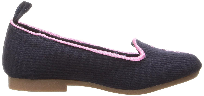 OshKosh B'Gosh Ava Girl's Loafer, Navy, 7 M US Toddler: Amazon.co.uk: Shoes  & Bags