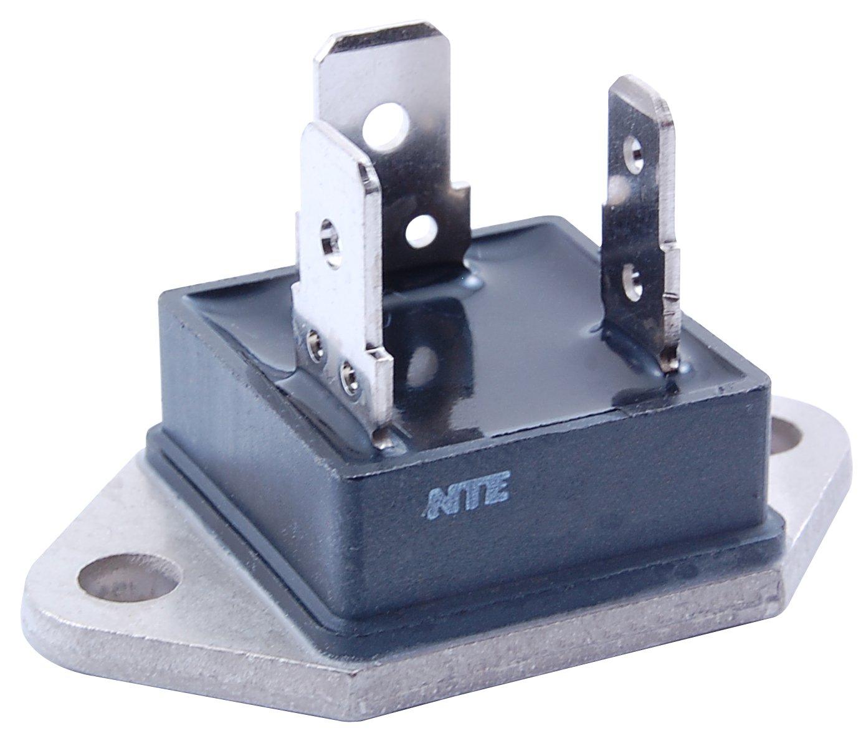 400V 1//2 Press Fit Inc. 1//2 Press Fit NTE Electronics NTE5689 Triac 40 Amp