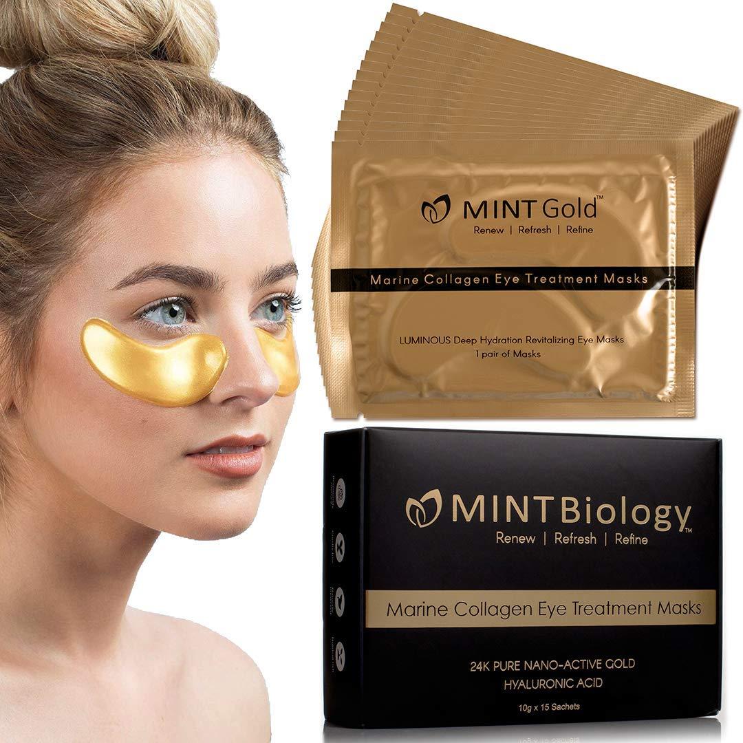 under eye bags treatments