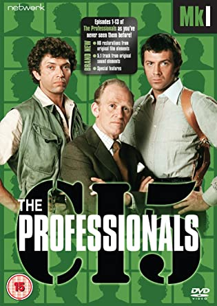 amazon co jp the professionals mk i dvd import anglais dvd