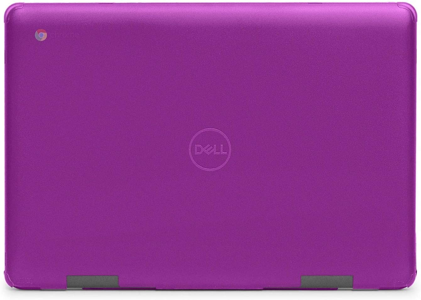 mCover Hard Shell Case for 2020 14-inch Dell Latitude 5400 Chromebook / 5410 Windows Laptop Computer-Dell LC5400 Purple