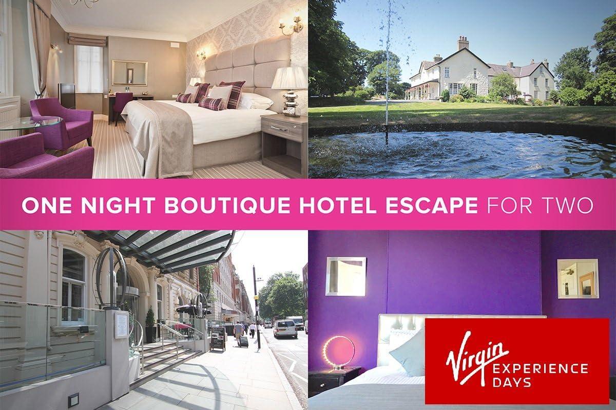 Vírgenes días de experiencia – Una noche Boutique Hotel Escape ...