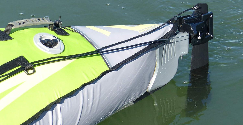 Advanced Elements Unisex Avanzada Trak Kayak Kit de timón, Negro ...
