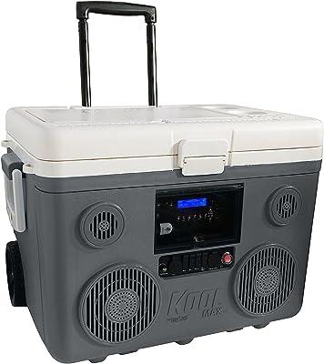 TUNES2GO KoolMAX Cooler Audio System & Power Station