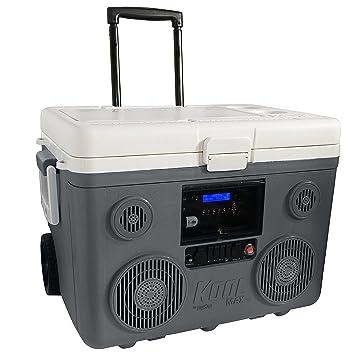 Review TUNES2GO KoolMAX Cooler Audio