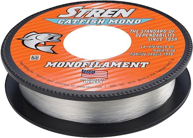 Best Monofilament Lines _ Stren Catfish