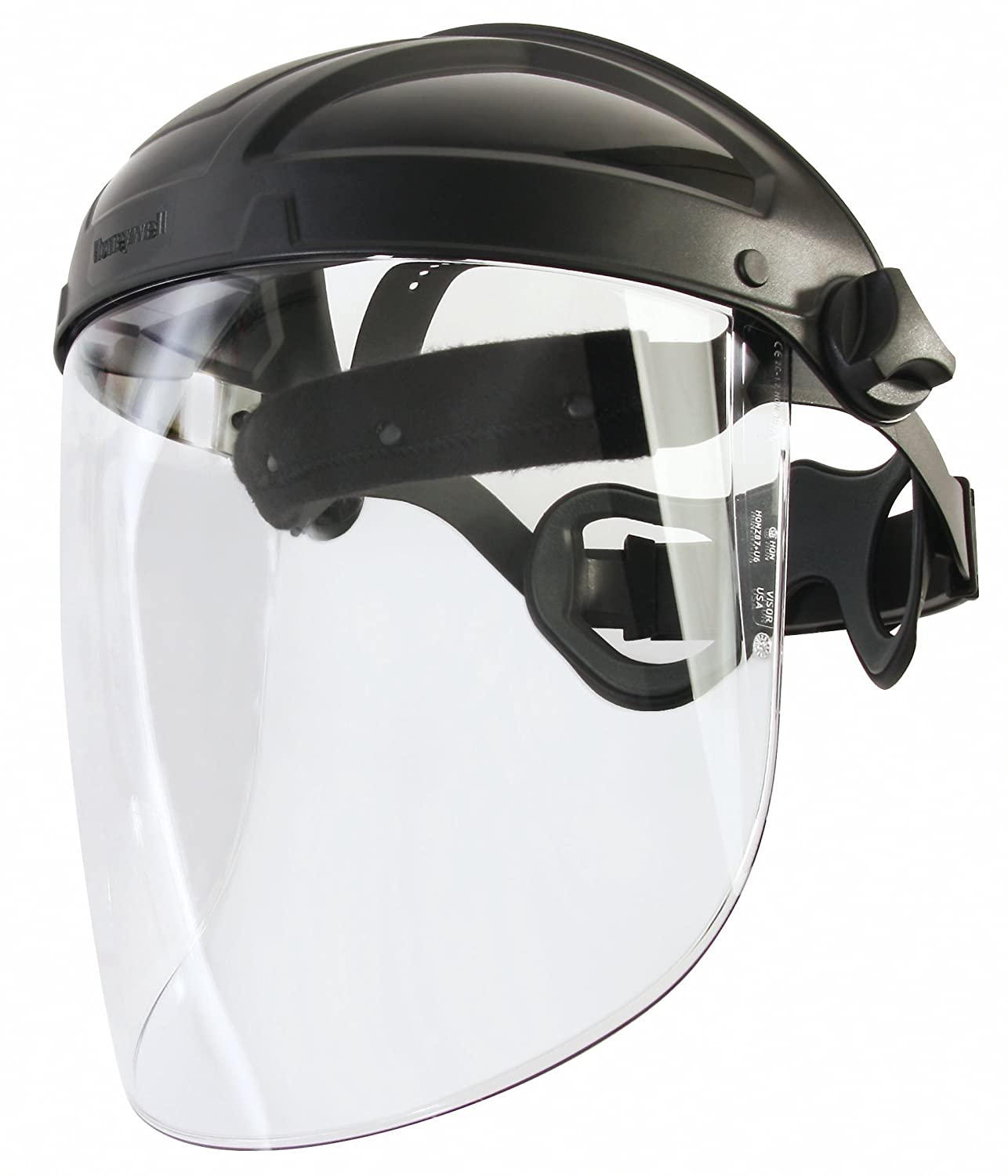 'Honeywell Turbosh Protective Face Shield |/Face with Flip Visor/Also Suitable for Glasses Wearers/Face Protection for a wide range of applications Honeywell Safety