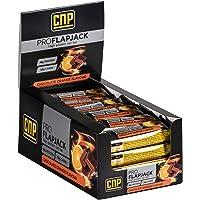 CNP Pro Flapjack - Chocolate Orange High Protein Flapjack Bars – 24 x 75g Protein Oat Bars