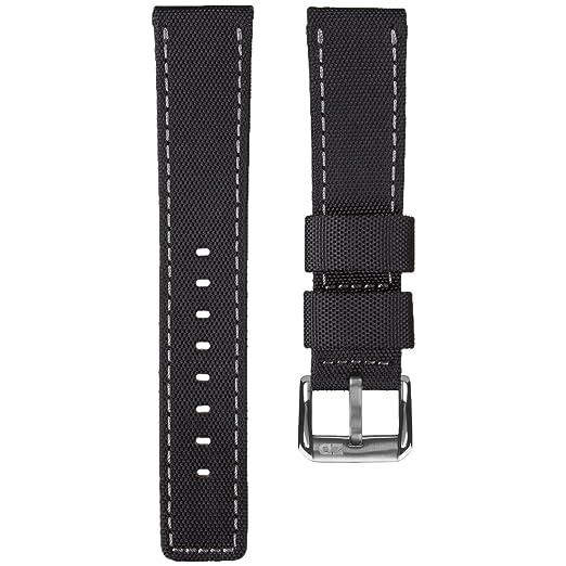 9 opinioni per Cinturino orologio ZULUDIVER® Nylon Impermeabile 20mm, 22mm, 24mm