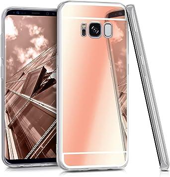kwmobile Funda Compatible con Samsung Galaxy S8: Amazon.es ...