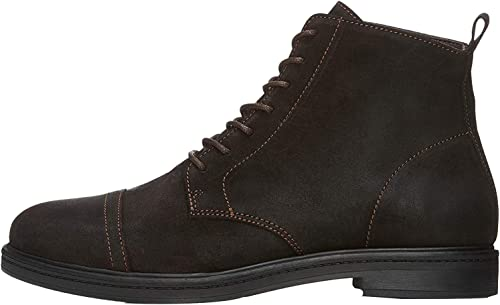 find. Men's Leather Lace Up Oiled Suede