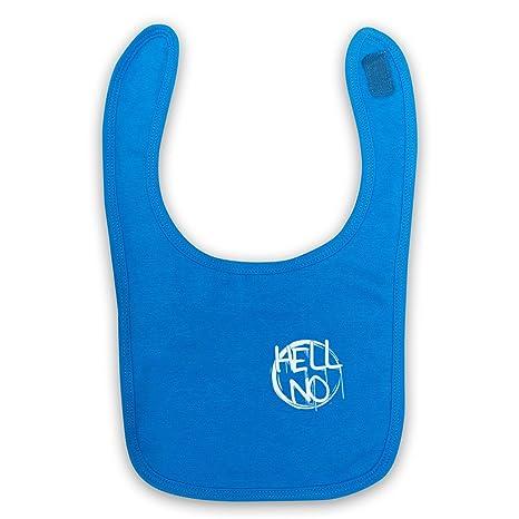 My Icon Art & - Casco de ropa sin logotipo para bebé azul Sapphire