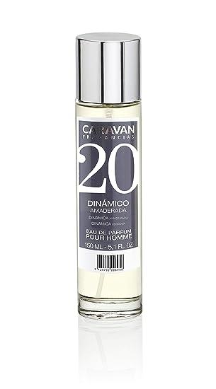 Caravan Fragancias nº 20 - Eau de Parfum con Vaporizador para Hombre - 150 ml.