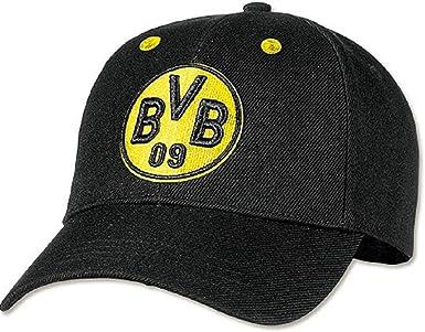 BVB-Kappe Black Borussia Dortmund NEU