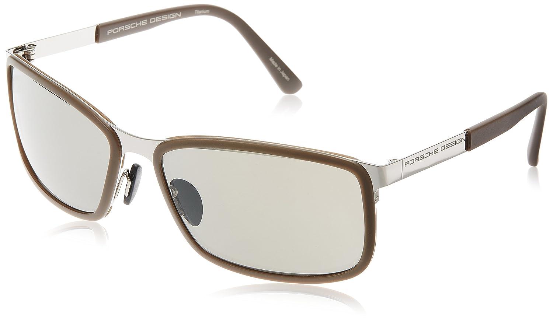 Porsche Design Sunglasses, Brown, 62mm
