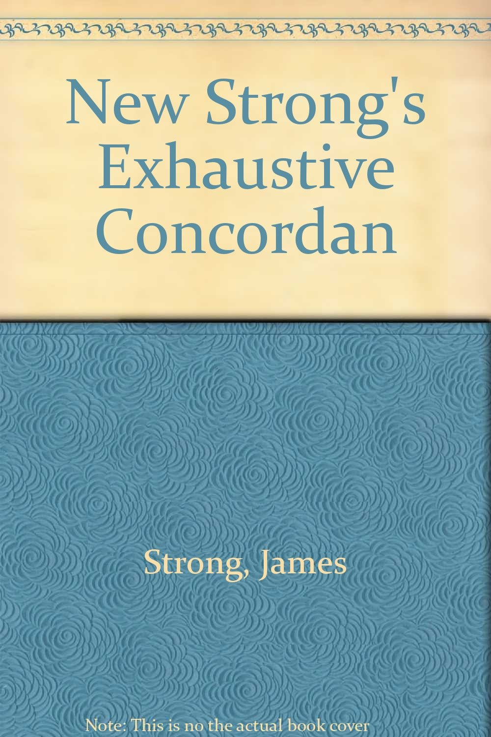 Download The New Strong's Exhaustive Concordance Limited, Deluxe Edition ebook