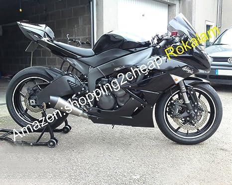 Kawasaki Ninja ZX 6R 636 ZX6R 2009 2010 2011 2012 ZX-6R ABS ...